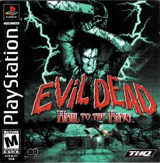 Screenshot Thumbnail / Media File 1 for Evil Dead - Hail to the King [NTSC-U] [Disc1of2]